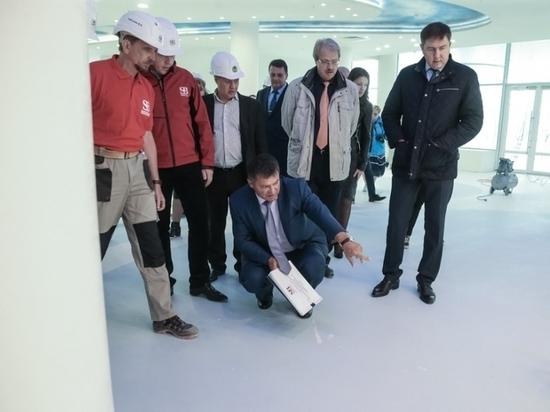 Врио губернатора Приморья проинспектировал проблемные объекты