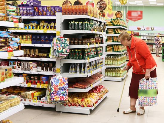 Продукты россиянам поставляют призраки: