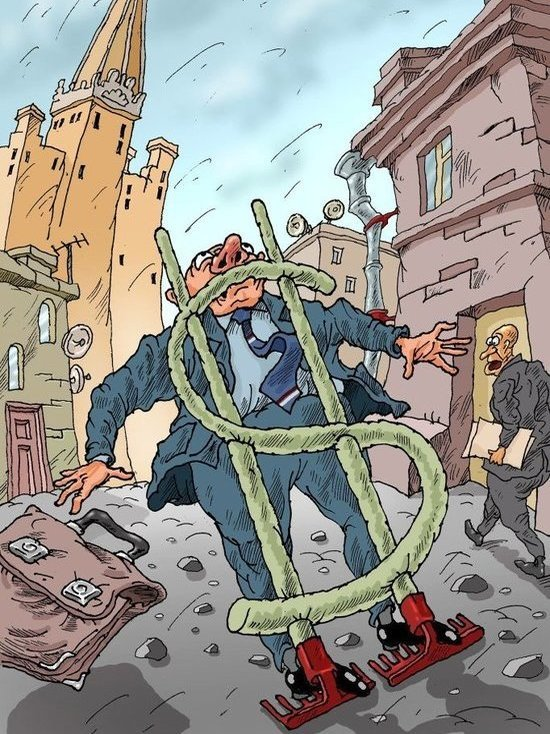 На те же грабли: строительный блок Воронежа вместо бизнесмена получил бизнесвумен