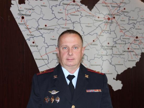 Как работают оперативники Алтайского края