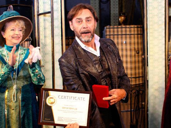 Актер театра Сергей Уфимцев: Ты не убедишь зрителя, если сам не уверен