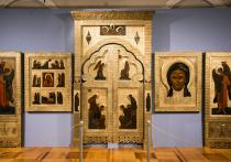 Уникальная выставка «Пермского иконостаса» Рериха открылась в Нижнем Новгороде