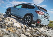 Тест-драйв SubaruXV нового поколения
