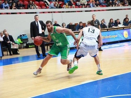 Казанский УНИКС стартовал в Кубке Европы с гостевой победы