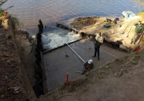 На Ветлуге раскопали древнее судно