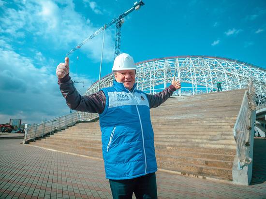 Игорь Бутман мечтает сыграть концерт на саранском стадионе