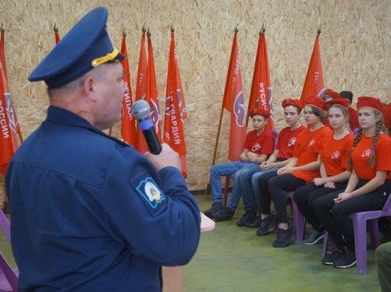 Участники боевых действий вышли на открытый диалог с омской молодежью