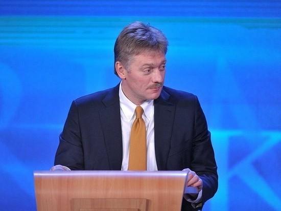 Песков назвал неуместным вопрос, компрометирует ли Турчак «Единую Россию»