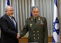 Министр обороны России генерал армии Сергей Шойгу прибыл в Тель-Авив, где проводит переговоры с главой военного ведомства Израиля Авигдором Либерманом