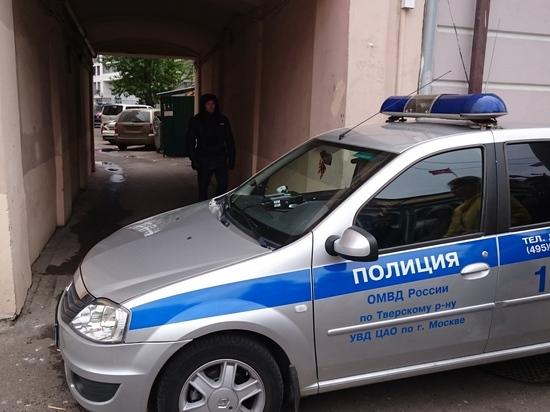 Убийство произошло на Новослободской улице