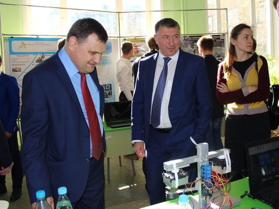 Достижения школьников и студентов презентовали в АлтГТУ на Фестивале науки