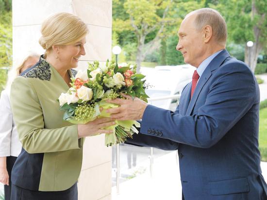 Колинда Грабар-Китарович обсудила с ним НАТО