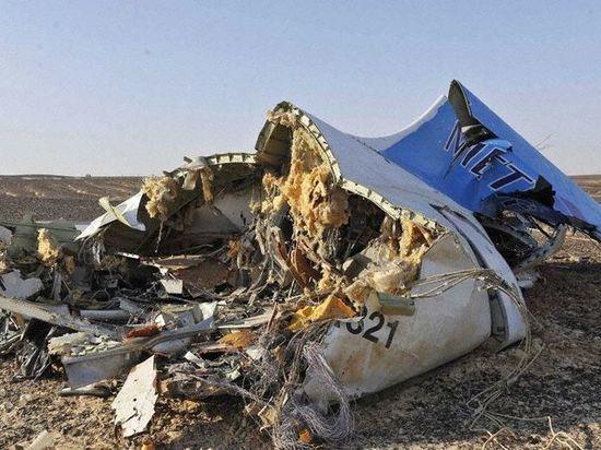 Близкие жертв крушения А321 в Египте потребовали 93 миллиарда компенсации