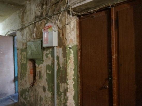 Общежитие Калуги залило дождями после капремонта крыши