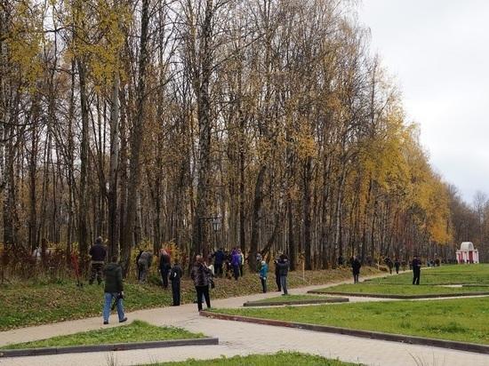 Самая масштабная в Год экологии акция по посадке деревьев прошла в Калуге
