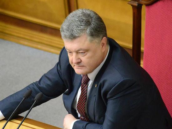 Порошенко рассказал, как чудом спасся от луганских ополченцев