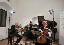 В Италии завершилась зарубежная часть изящного фестиваля «Музыка без границ», хедлайнером которого стало Трио им