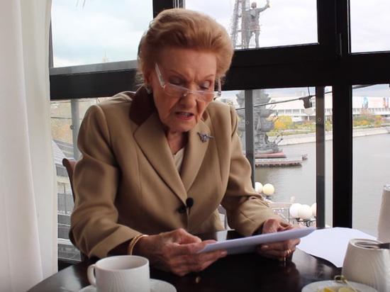 Поклонская обнародовала видеообращение родственницы Николая II к Путину из-за «Матильды»