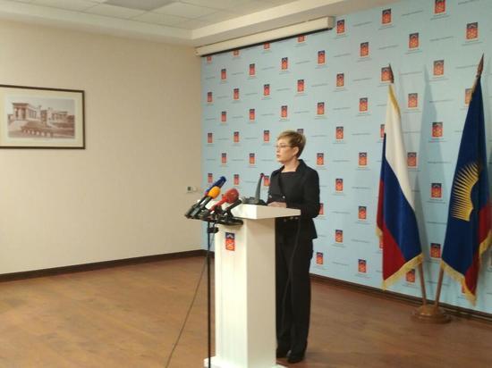 Губернатор Мурманской области Марина Ковтун собрала экстренный брифинг для СМИ