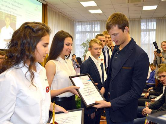 Прошло награждение спортсменов, выступавших на VIII летней Спартакиаде учащихся России
