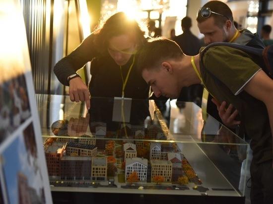 Как прошла первая Российская молодежная архитектурная биеннале