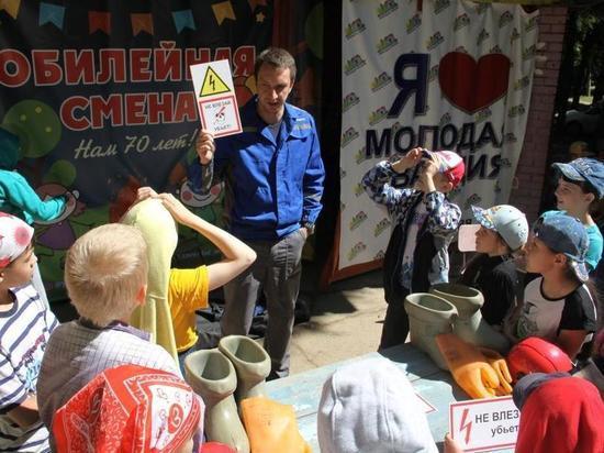 Правительство Ярославской области поблагодарило «Ярэнерго» за территорию безопасности