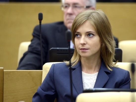 Поклонская записала Собчак во враги России из-за высказывания о Крыме