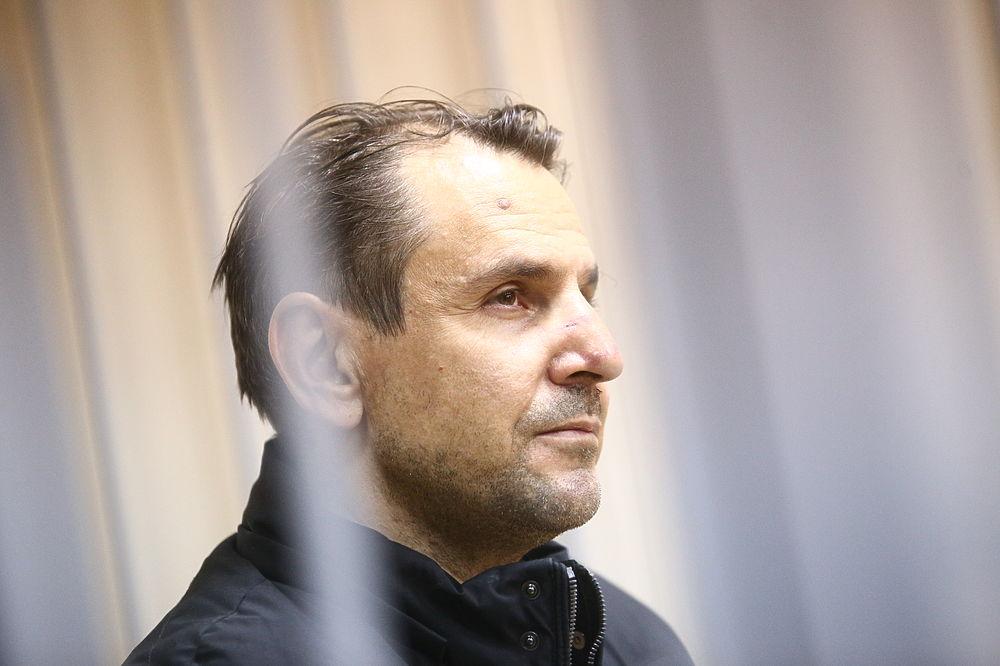 Кадры из суда: напавший на журналистку Фельгенгауэр не выглядит безумным