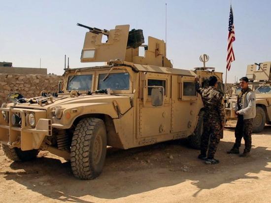 Что делают военные разных стран на территории Сирии, когда хозяева их не звали?