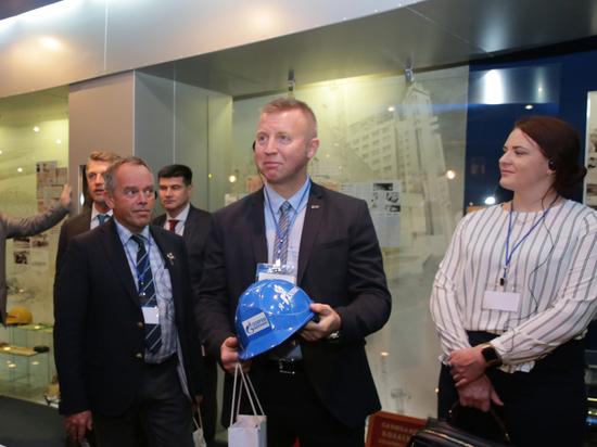Норвежская делегация удивилась развитию Сургута
