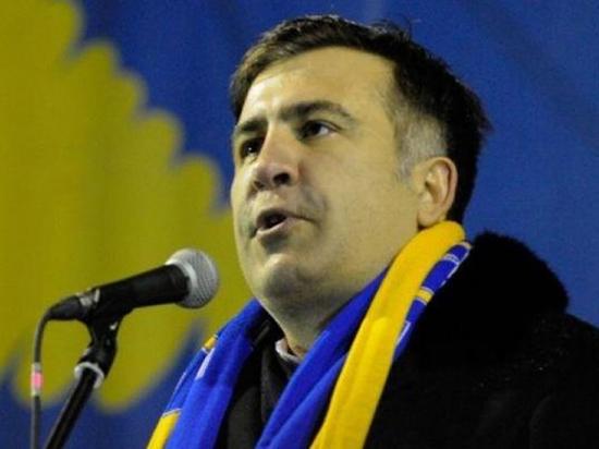 Саакашвили начал сбор средств на функционирование «михомайдана»