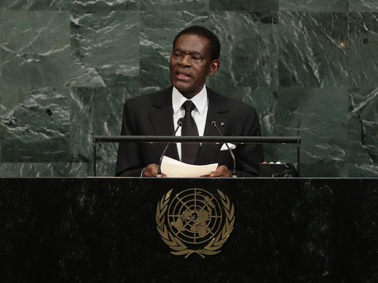 Франция конфисковала имущество на €100 миллионов у сына гвинейского диктатора