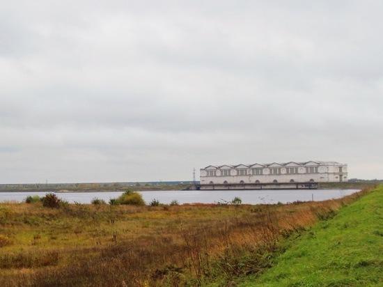 Каскад Верхневолжских ГЭС с начала года увеличил выработку на 65%