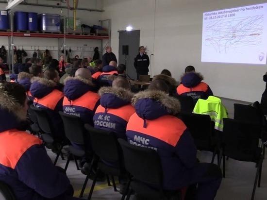 Обломки российского Ми-8 найдены в 200 метрах под Шпицбергеном