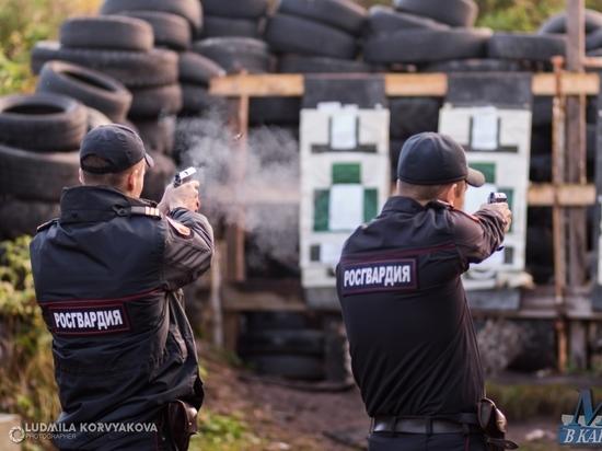Мы увидели, как проходит служба бойцов Вневедомственной охраны Карелии