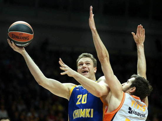 Андрей Зубков: Евролига это не только «Реал»