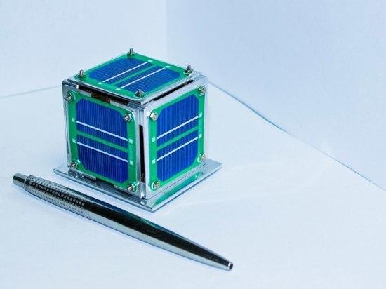 «Гагаринские стипендиаты» предложили спутник размером с мобильник и виртуальную реальность