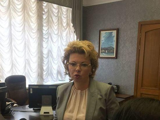 Депутат Госдумы Елена Ямпольская: еще раз про «Матильду»