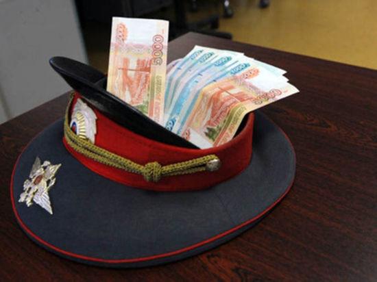 На Кубани  два борца  с коррупцией сами попались на взятке
