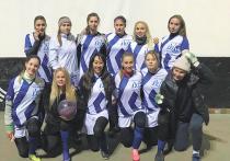 Команда «МК» вышла в плей-офф Любительской женской футбольной лиги