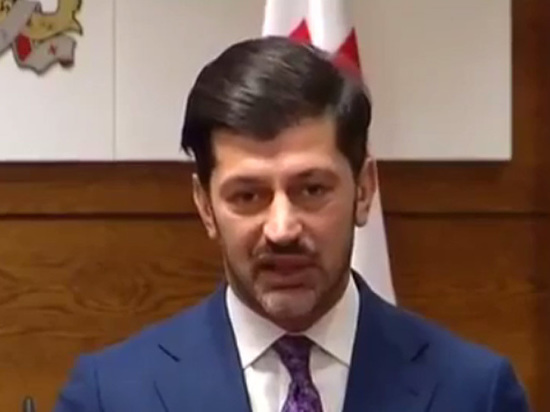 Мэр Тбилиси Каха Каладзе: