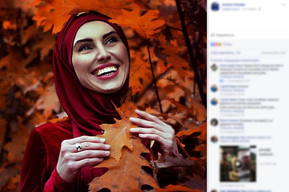 Красота с пистолетом: неординарная судьба убитой Амины Окуевой