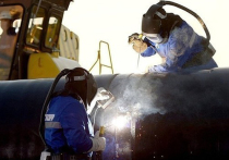 Вторая за сутки авария на газопроводе среднего давления произошла в Крыму
