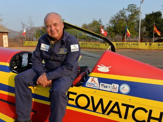 Русский пилот победил на чемпионате в ЮАР