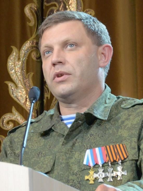 Это не скрижали: глава ДНР не исключил изменения минских соглашений