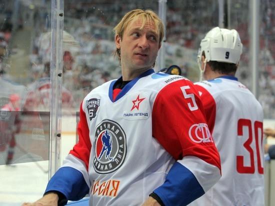 Евгению Плющенко: «Выиграть пару раз и – убежать?!»