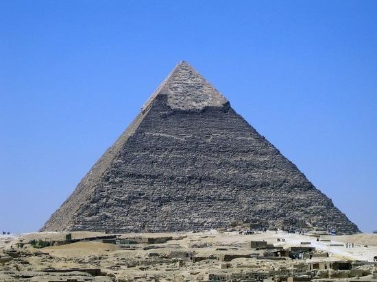 В пирамиде Хеопса обнаружили «тайную комнату»