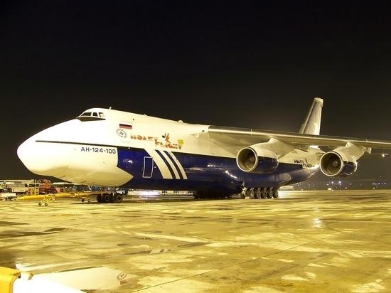 Украину и Россию заподозрили в тайных переговорах по Ан-124