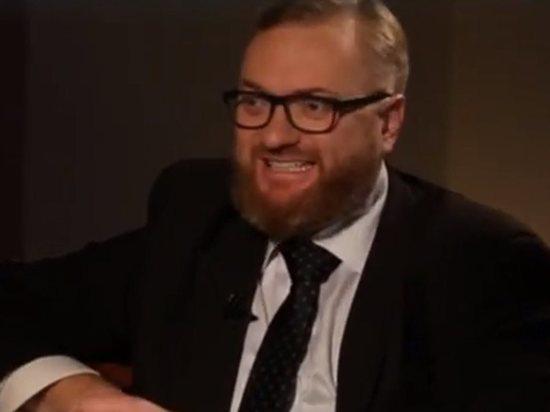 Милонов и его «гомосятина» для федеральных телеканалов выше закона