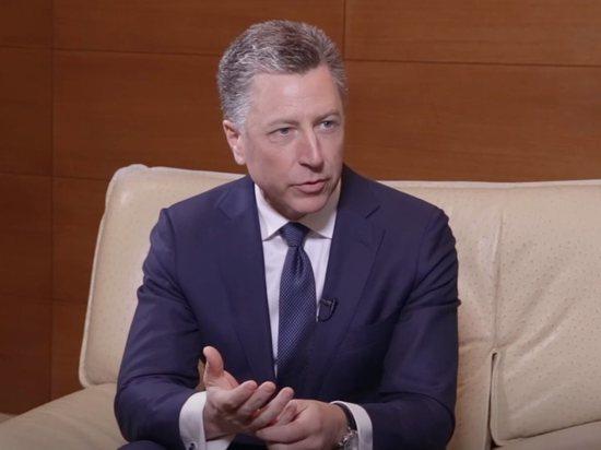Волкер надеется, что удастся найти компромисс в рамках российского предложения